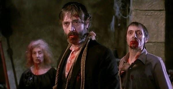 The Living Dead at Manchester Morgue. Non si deve profanare il sonno dei morti. Jorge Grau