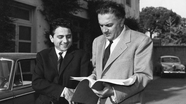 Jordi Grau & Federico Fellini. Cinecittá (Roma)