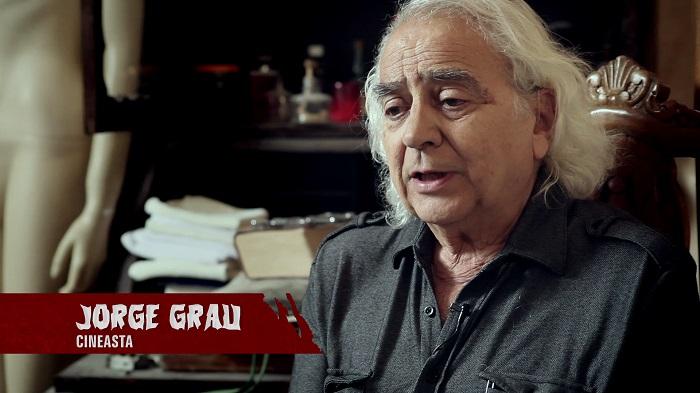 "Jorge, Jordi, Grau. ""Clawing! A Journey through the Spanish Horror"". Víctor Matellano."