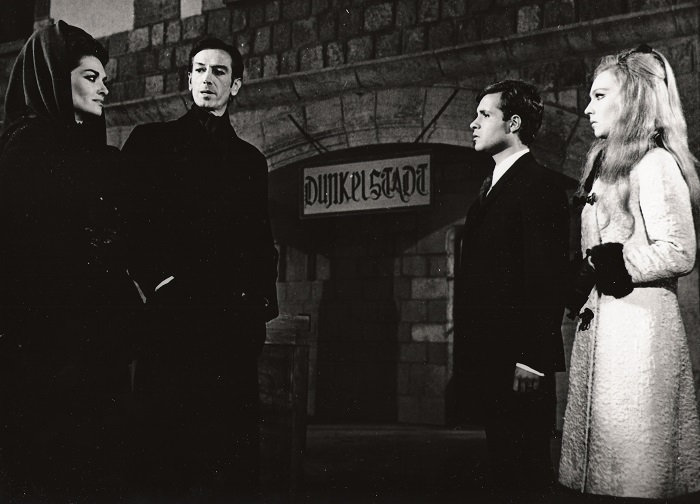 """Frankenstein's Bloody Terror"". Paul Naschy."