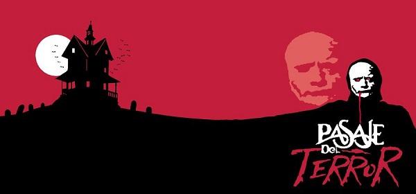 Logo del Pasaje del Terror
