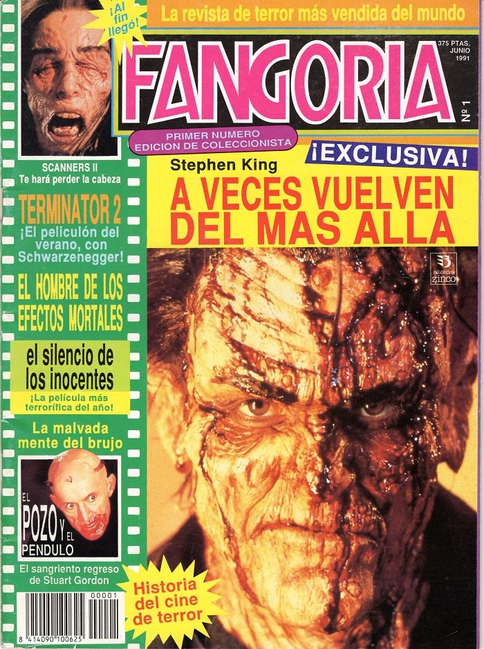 Fangoria Magazine España